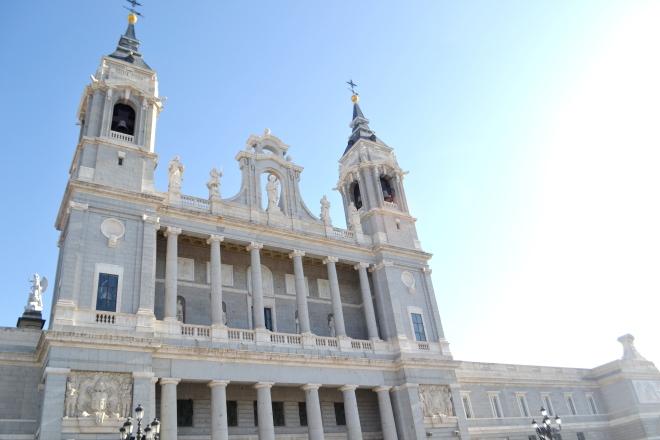Almudena Cathedral - Madrid, Spain